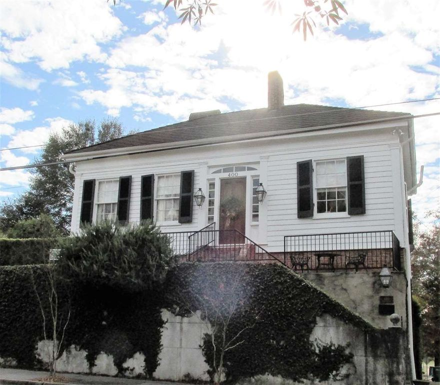 Home In The Downtown Natchez Ms Area For Sale