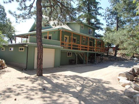 23487 S Manzanita Rd, Crown King, AZ 86343