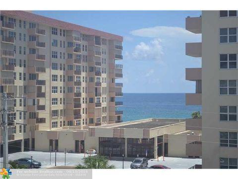 1150 Hillsboro Mile Apt 516, Hillsboro Beach, FL 33062