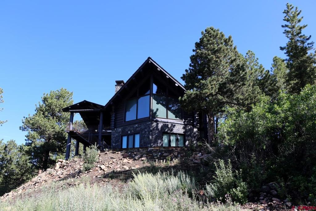 House view featured at 177 County 61V Rd, Placerville, CO 81430