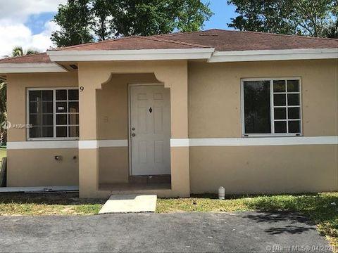 Photo of 917 Sw 8th Pl, Florida City, FL 33034