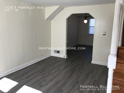 Photo of 1053 Parksley Ave, Baltimore, MD 21223