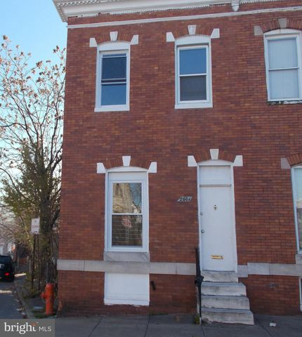 Photo of 2601 W Fairmount Ave, Baltimore, MD 21223