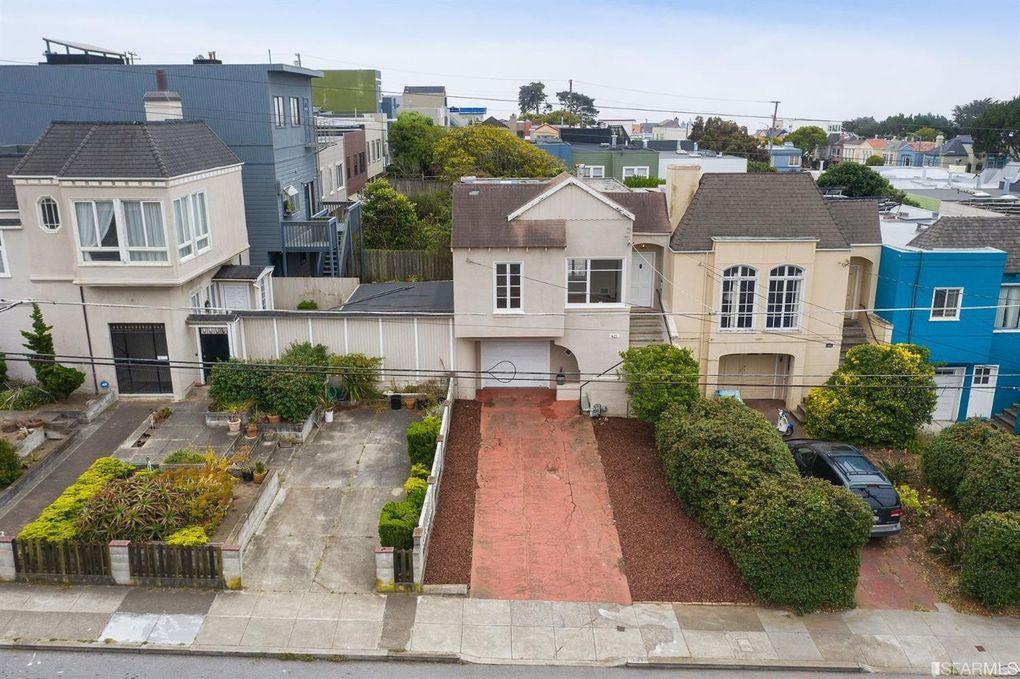 421 Point Lobos Ave San Francisco, CA 94121