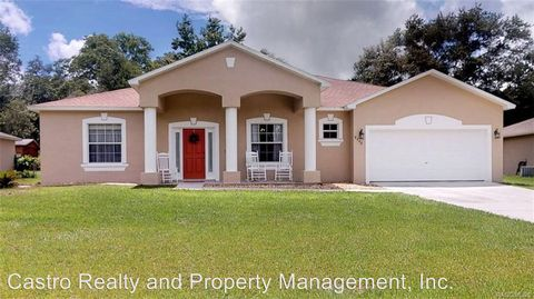 Photo of 8246 N Empire Ave, Citrus Springs, FL 34433