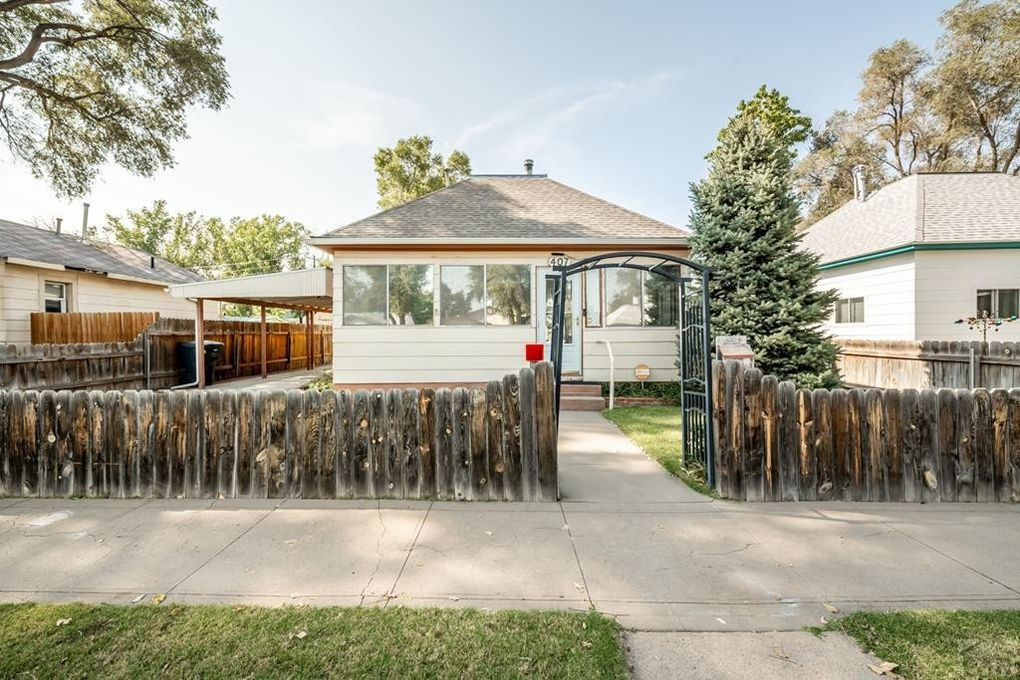 407 N 7th St Rocky Ford, CO 81067