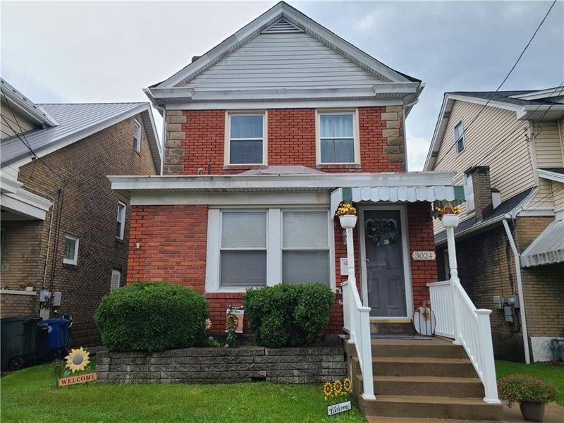 3024 Vernon Ave Pittsburgh, PA 15227
