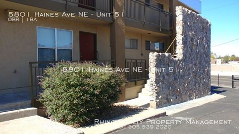 Photo of 5801 Haines Ave Ne Apt 51, Albuquerque, NM 87110