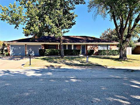 Photo of 2510 Gilmer Ave, Abilene, TX 79606