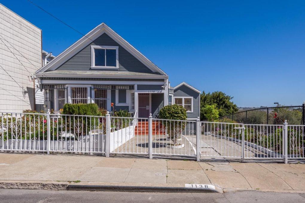 1138 Key Ave San Francisco, CA 94124