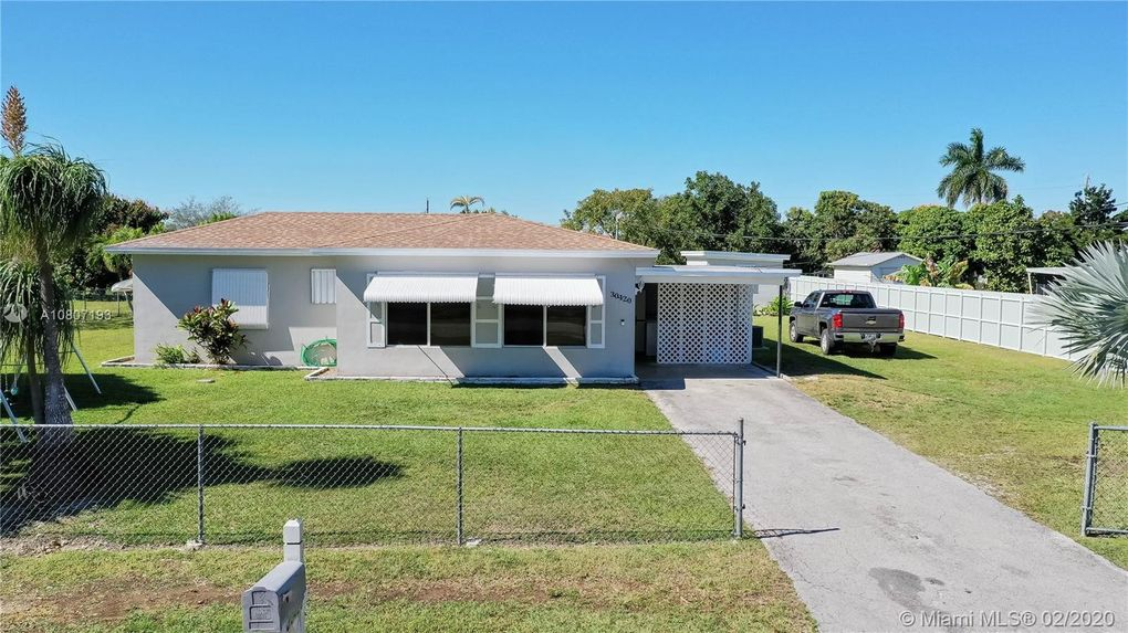 30420 SW 193rd Ct Homestead, FL 33030