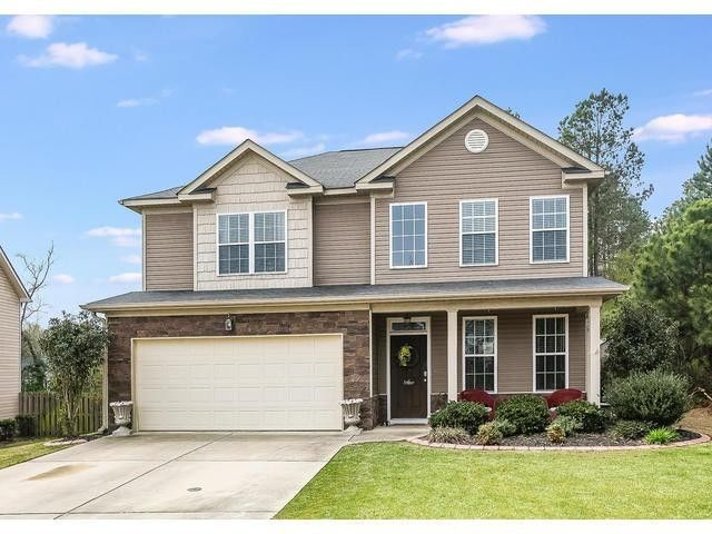 1193 Stone Meadows Ct Grovetown, GA 30813