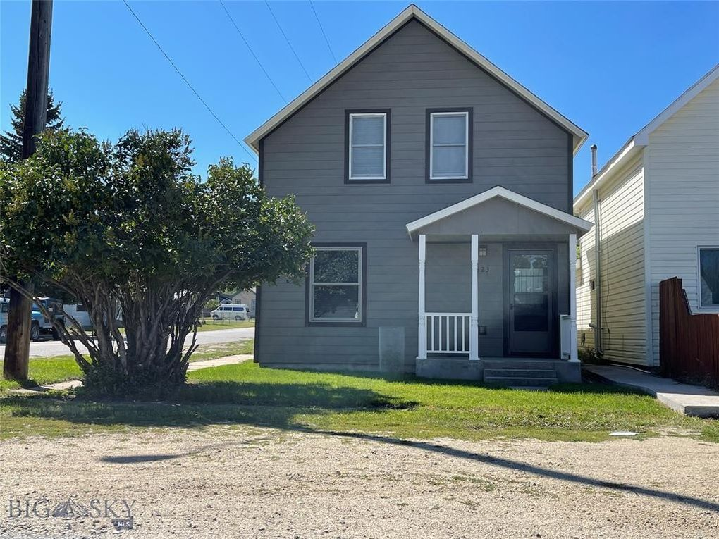 323 Adams Ave S Red Lodge, MT 59068