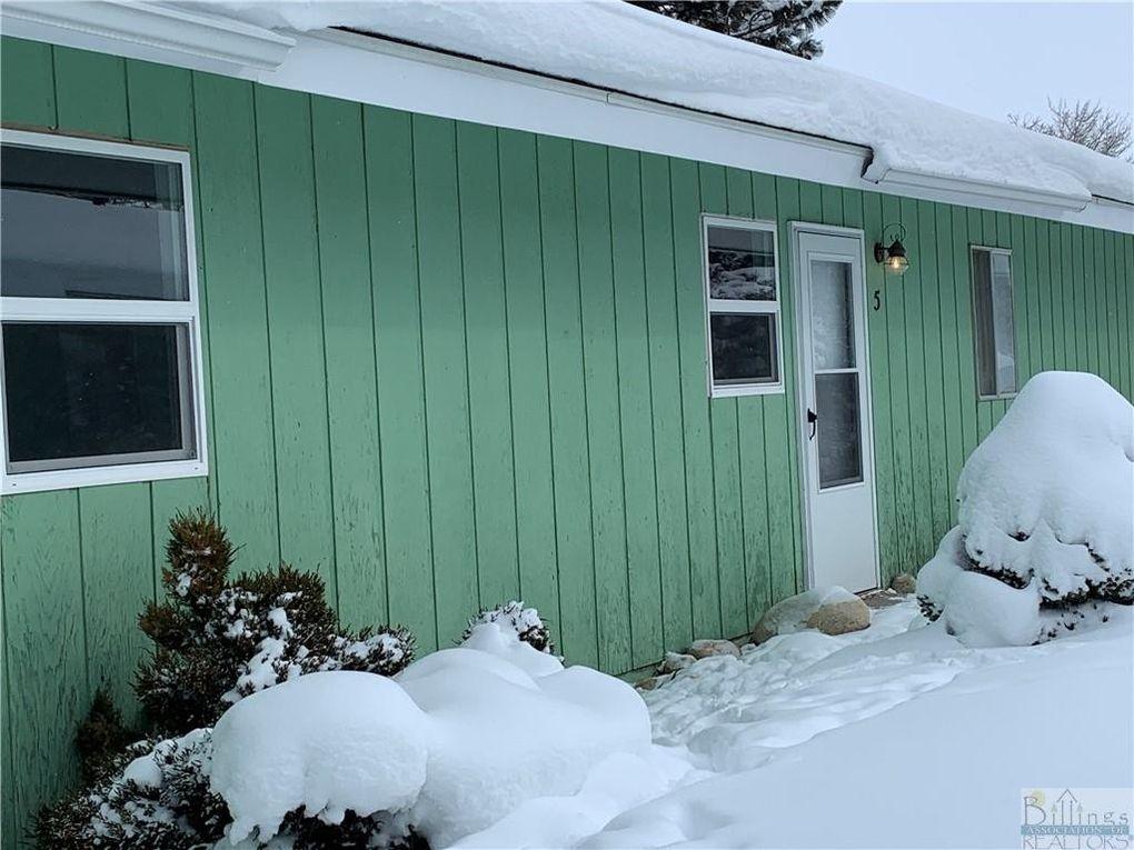 817 Haggin Ave N Unit 5 Red Lodge, MT 59068