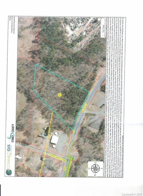 NC 24/27 Hwy Lot 3 Albemarle, NC 28001