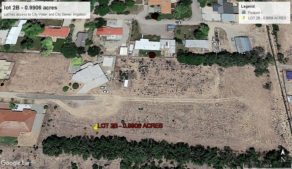 Tbd-James Thompson Ln Lot 2B Espanola, NM 87532