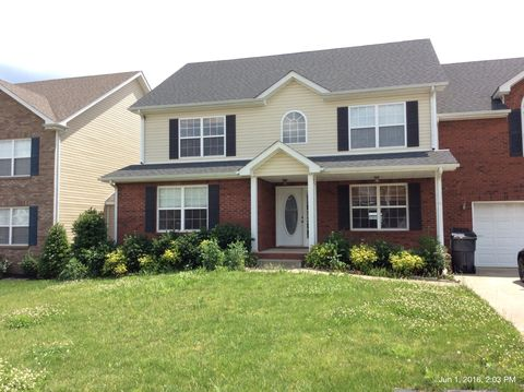 Photo of 1186 Castlewood Dr, Clarksville, TN 37042