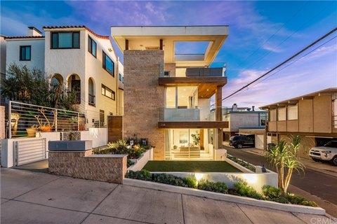 Manhattan Beach Ca Real Estate Homes