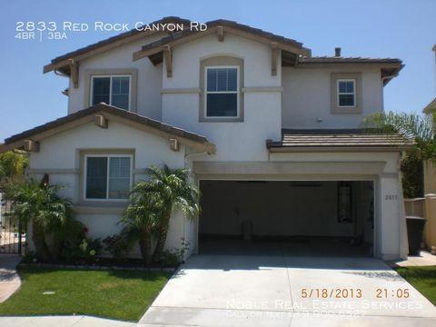 Photo of 2833 Red Rock Canyon Rd, Chula Vista, CA 91915
