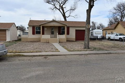 Photo of 116 Lincoln St, Ordway, CO 81063