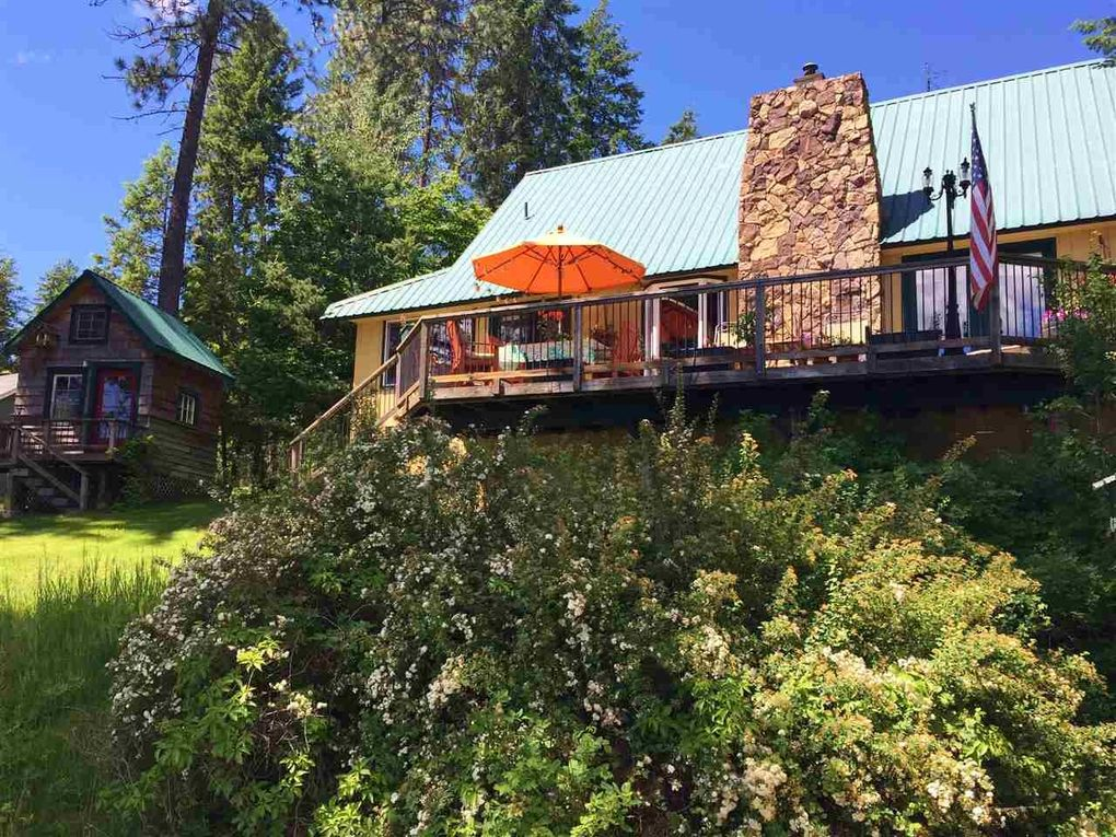 3860 N Deer Lake Rd, Loon Lake, WA 99148