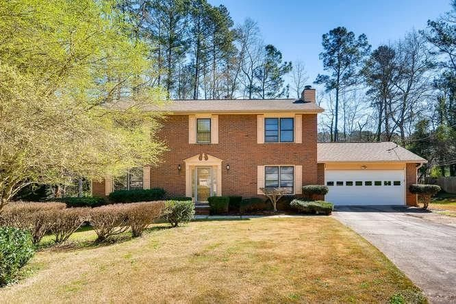 Tremendous 847 Lagoon Cir Stone Mountain Ga 30083 Beutiful Home Inspiration Truamahrainfo