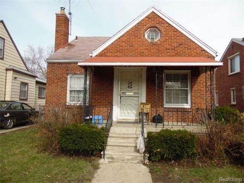 7294 Rosemont Ave, Detroit, MI 48228