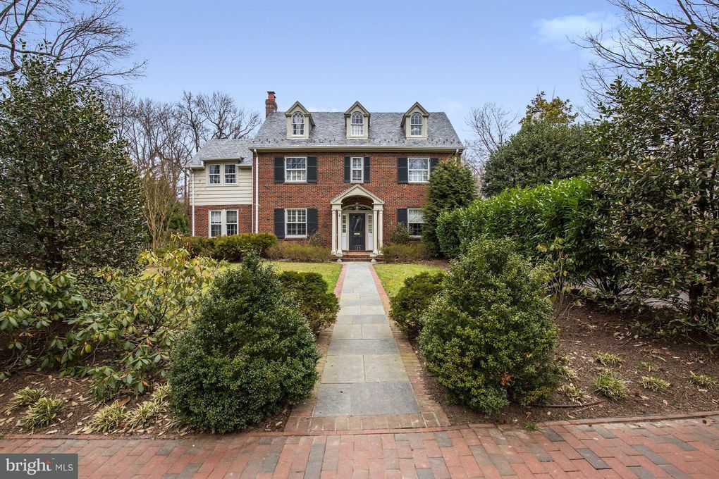 125 grafton st chevy chase md 20815 - Maison ecologique maryland chavy chase ...