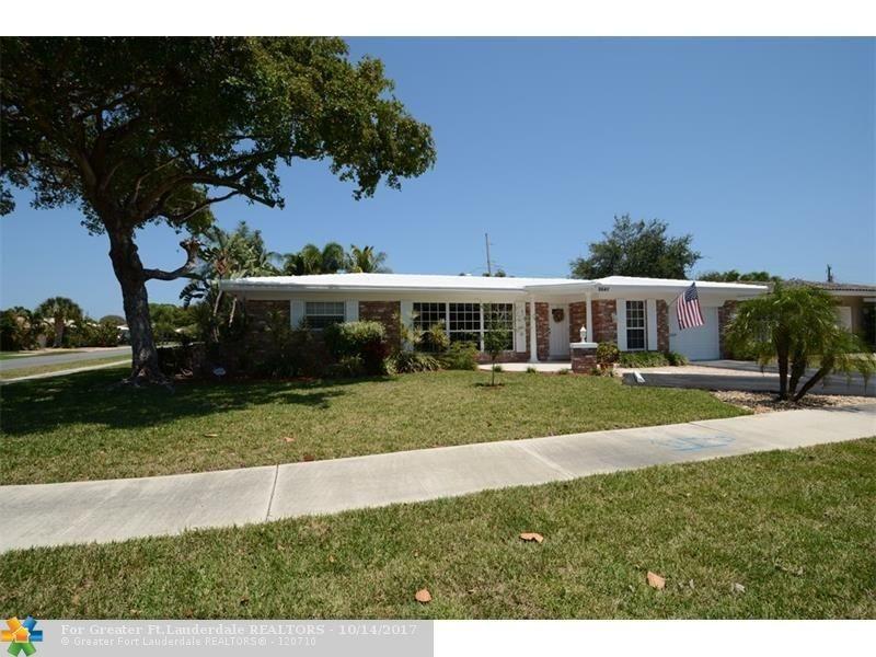 6640 Ne 21st Ter, Fort Lauderdale, FL 33308