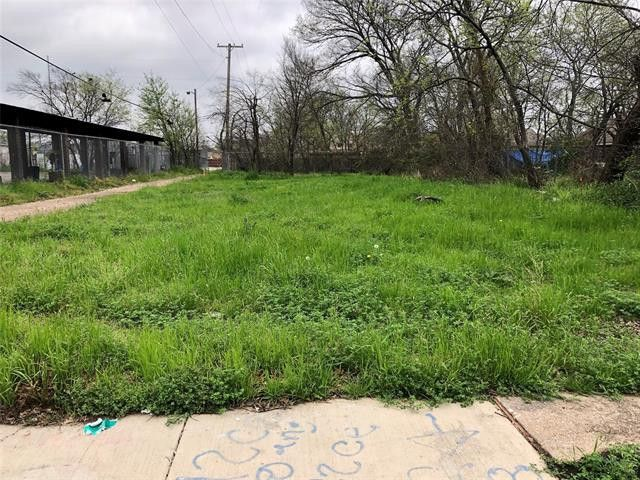 3016 Myrtle St Lot 19 Dallas, TX 75215