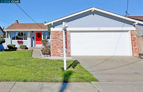1571 Randy St, San Leandro, CA 94579
