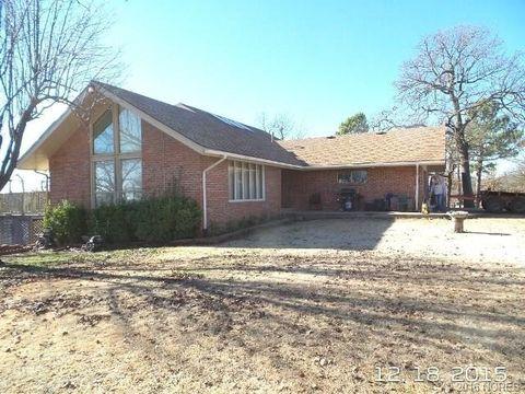 Homes For Sale In Terlton Ok