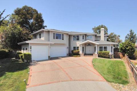 510 Oak Park Way, Redwood City, CA 94062