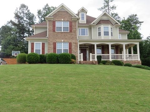 Douglasville GA Homes With Special Features