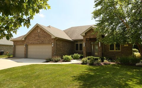 Homes For Sale near Lincoln-Way Central High School - New