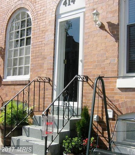 414 E Cross St Baltimore, MD 21230