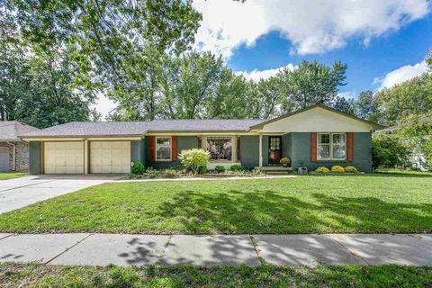 8209 E Tamarac St, Wichita, KS 67206