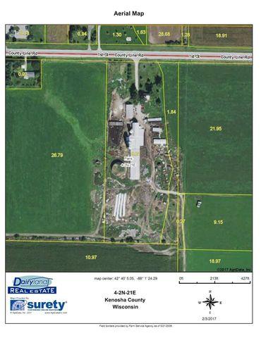 Union Grove Wisconsin Map.17611 1st St Union Grove Wi 53182 Realtor Com