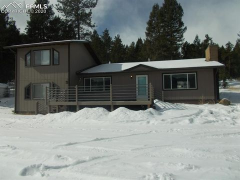 Photo of 1031 Old Wagon Trl, Woodland Park, CO 80863