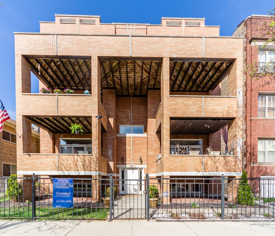 4622 N Ashland Ave Apt 2S Chicago, IL 60640