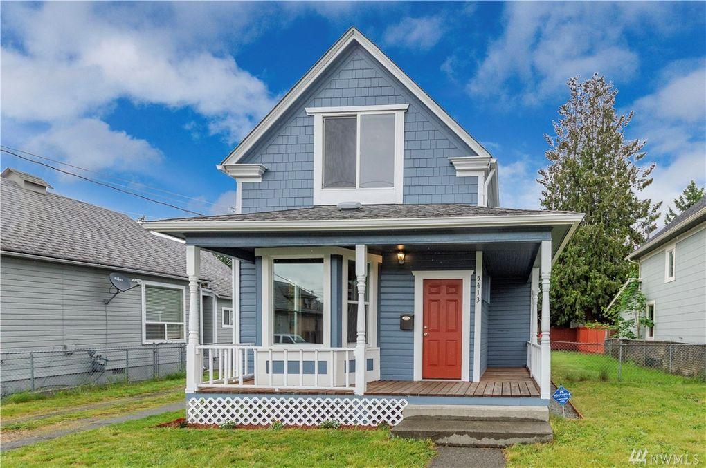 5413 S Warner St, Tacoma, WA 98409