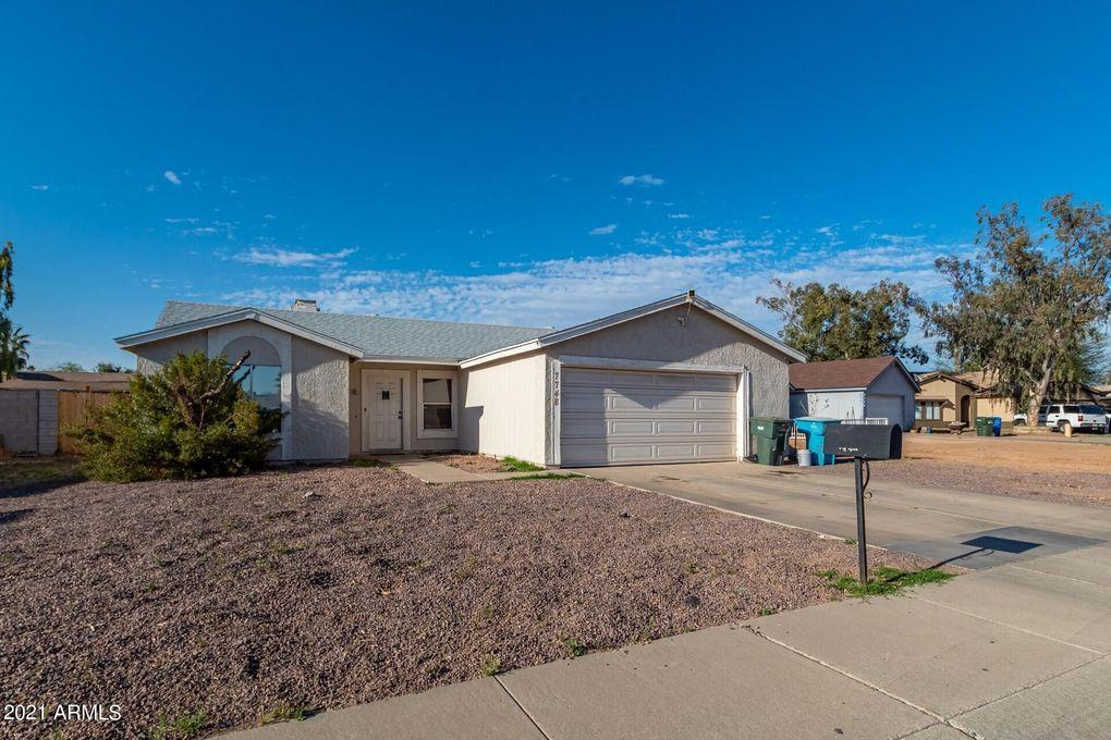 7748 W Minnezona Ave Phoenix, AZ 85033