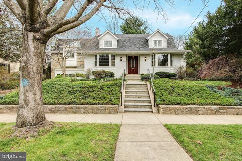 Photo of 3907 Aspen St, Chevy Chase, MD 20815