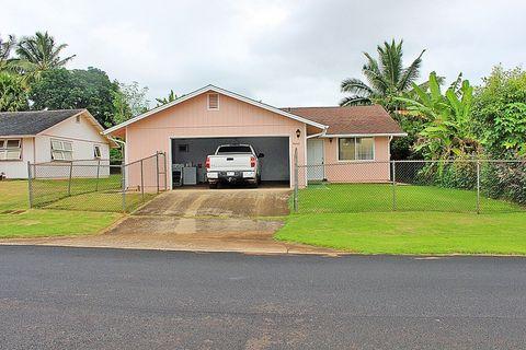 Photo of 5442 Kula Mauu St, Kapaa, HI 96746