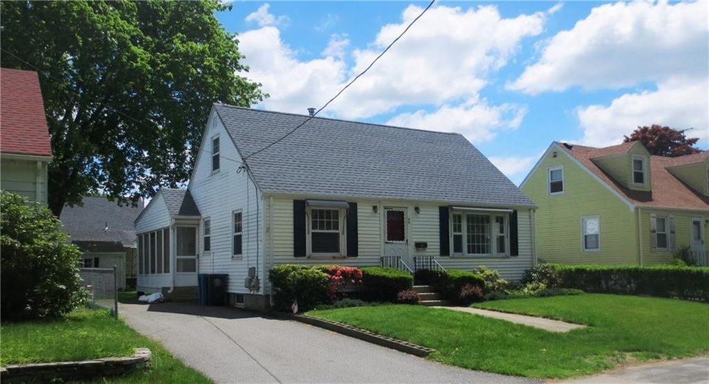 Homes For Sale On Cranston St Ri