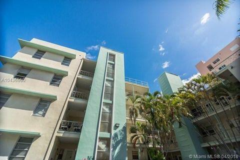 1751 Washington Ave Apt 4 G Miami Beach Fl 33139 Condo Townhome