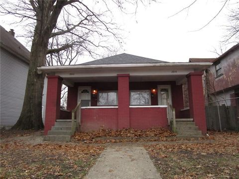 Photo of 2844 N Chester Ave, Indianapolis, IN 46218