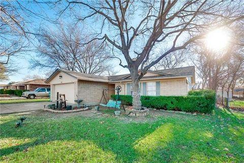 707 Marigold Dr Cedar Hill Tx 75104 House For