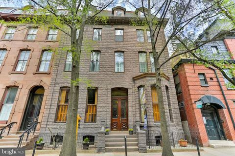 Rittenhouse Square, Philadelphia, PA Real Estate & Homes for