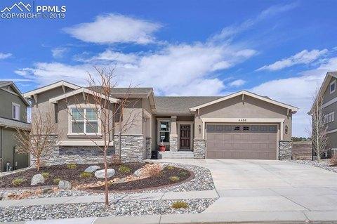 4458 Outlook Ridge Trl, Colorado Springs, CO 80924